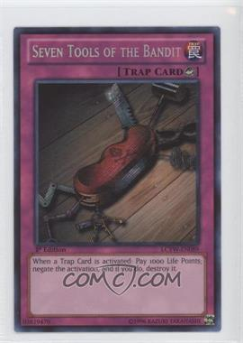 2012 Yu-Gi-Oh! Legendary Collection 3: Yugi's World - Mega-Pack [Base] - 1st Edition #LCYW-EN089 - Seven Tools of the Bandit