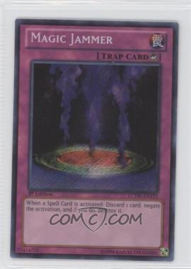 2012 Yu-Gi-Oh! Legendary Collection 3: Yugi's World - Mega-Pack [Base] - 1st Edition #LCYW-EN153 - Magic Jammer
