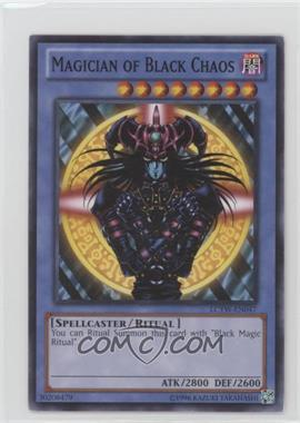 2012 Yu-Gi-Oh! Legendary Collection 3: Yugi's World - Mega-Pack [Base] - Unlimited #LCYW-EN047 - Magician of Black Chaos