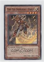 The Six Samurai - Zanji