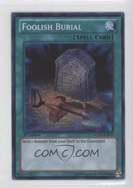 2013 Yu-Gi-Oh! Legendary Collection 4: Joey's World - Mega-Pack [Base] - 1st Edition #LCJW-EN070 - Foolish Burial