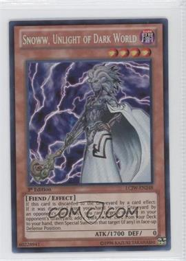 2013 Yu-Gi-Oh! Legendary Collection 4: Joey's World - Mega-Pack [Base] - 1st Edition #LCJW-EN248 - Snoww, Unlight of Dark World