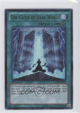 2013 Yu-Gi-Oh! Legendary Collection 4: Joey's World - Mega-Pack [Base] - 1st Edition #LCJW-EN253 - The Gates of Dark World