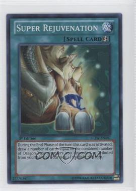 2013 Yu-Gi-Oh! Legendary Collection 4: Joey's World - Mega-Pack [Base] - 1st Edition #LCJW-EN287 - Super Rejuvenation