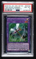 Time Magic Hammer [PSA 8 NM‑MT]