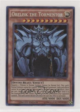 2016 Yu-Gi-Oh! Mega-Tins - Limited Edition [Base] #CT13-EN002 - Obelisk the Tormentor