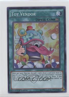 2017 Yu-Gi-Oh! Fusion Enforcers - Base Set - 1st Edition #FUEN-EN024 - Toy Vendor